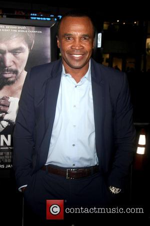 Sugar Ray Leonard - A variety of celebrities were photographed as they attended the Los Angeles Premiere Of