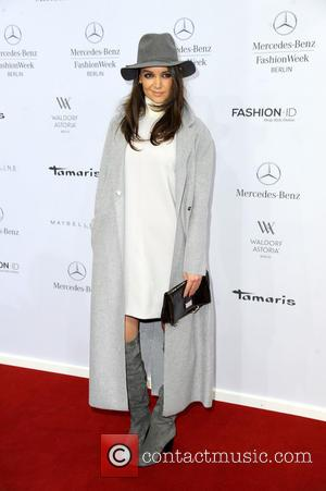 Katie Holmes - A host of stars turned out for the Mercedes-Benz Fashion Week Berlin Marc Cain Autumn/Winter 2015 show...