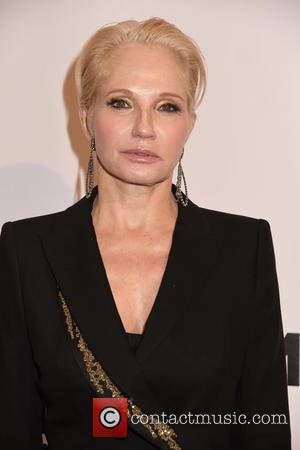 Ellen Barkin - Shots of a variety of stars as they took to the red carpet for the Museum Of...