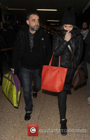 Brooke Vincent and Michael Le Vell