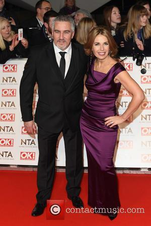 Paul Hollywood and Alexandra Hollywood