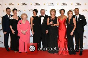 Marvin Humes, Tess Daly, Gok Wan, Eamonn Holmes, Ruth Langsford, Rochelle Humes and  amanda Holden