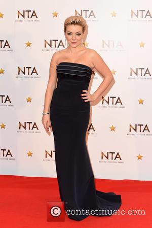 Sheridan Smith - National Television Awards held at the O2 - Winners Board. at National Television Awards - London, United...