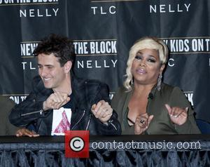 Joey Mcintyre and T-boz