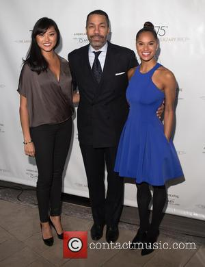 Jennifer Whalen, Valentino Carlotti and Misty Copeland - American Ballet Theatre hosts it's 75th anniversary celebration party at Alice Tully...