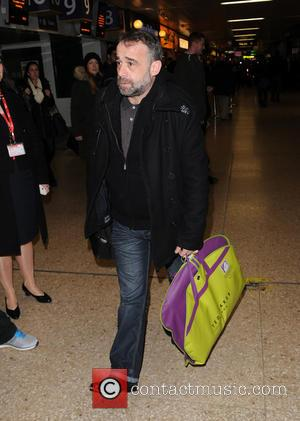 Michael Le Vell - Coronation Street stars arrive at Euston - London, United Kingdom - Wednesday 21st January 2015