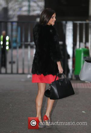 Lucy Mecklenburgh - Celebrities at the ITV studios - London, United Kingdom - Wednesday 21st January 2015