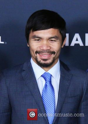 Manny Pacquiao - A variety of celebrities were photographed as they attended the Los Angeles Premiere Of
