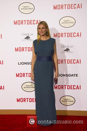 Gwyneth Paltrow - 'Mortdecai' Los Angeles Premiere - Arrivals -  - Wednesday 21st January 2015