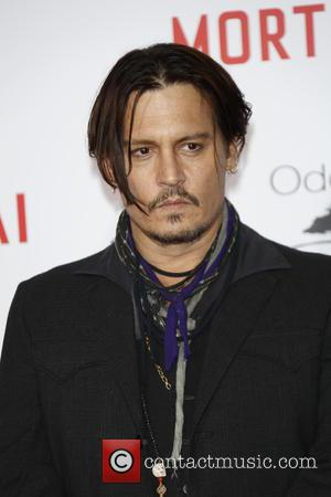 Johnny Depp To Wed Next Weekend - Report