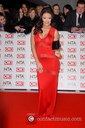 Jess Impiazzi - A host of British television stars were photographed on the red carpet at The National Television Awards...