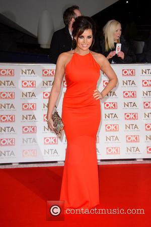Jessica Wright - A host of British television stars were photographed on the red carpet at The National Television Awards...