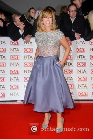 Kate Garraway - A host of British television stars were photographed on the red carpet at The National Television Awards...