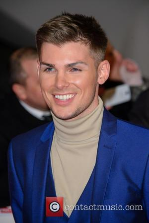 Kieron Richardson - A host of British television stars were photographed on the red carpet at The National Television Awards...