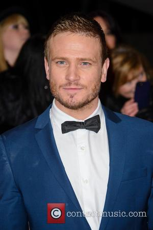 Matthew Wolfenden - A host of British television stars were photographed on the red carpet at The National Television Awards...