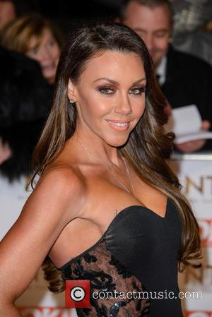 Michelle Heaton - A host of British television stars were photographed on the red carpet at The National Television Awards...