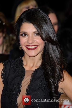 Natalie Anderson - A host of British television stars were photographed on the red carpet at The National Television Awards...