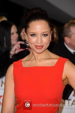 Natalie Gumede - A host of British television stars were photographed on the red carpet at The National Television Awards...
