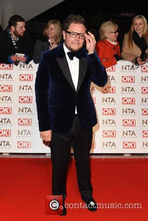 Alan Carr - A host of British television stars were photographed on the red carpet at The National Television Awards...