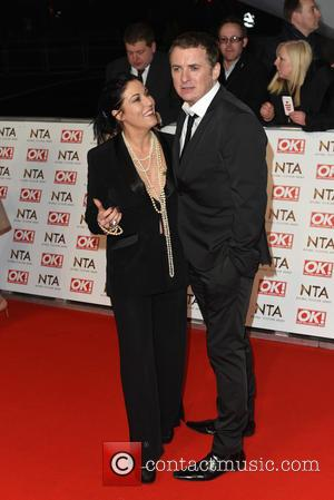 Jessie Wallace and Shane Richie - A host of British television stars were photographed on the red carpet at The...