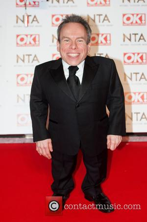 Warwick Davis - A host of British television stars were photographed on the red carpet at The National Television Awards...