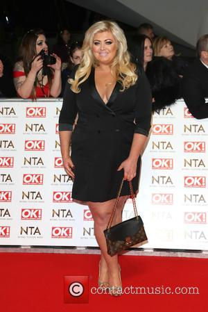 Gemma Collins - A host of British television stars were photographed on the red carpet at The National Television Awards...