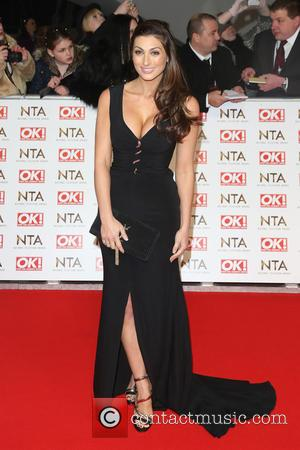 Luisa Zissman - A host of British television stars were photographed on the red carpet at The National Television Awards...
