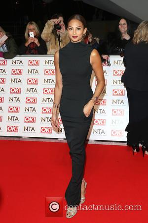 Alesha Dixon - A host of British television stars were photographed on the red carpet at The National Television Awards...