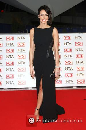 Christine Bleakley - A host of British television stars were photographed on the red carpet at The National Television Awards...