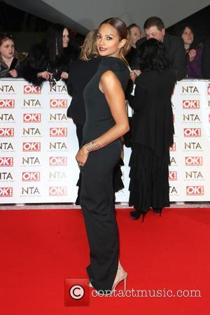 Alesha Dixon - The National Television Awards (NTA's) 2015 held at the O2 - Arrivals at The National Television Awards...