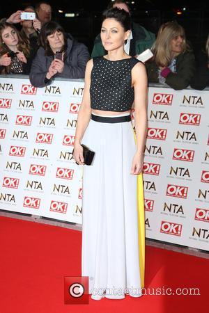 Emma Willis - The National Television Awards (NTA's) 2015 held at the O2 - Arrivals at The National Television Awards...