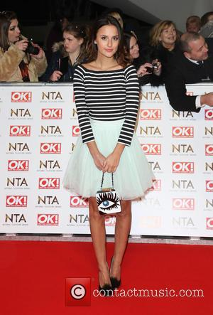 Lucy Watson - The National Television Awards (NTA's) 2015 held at the O2 - Arrivals at The National Television Awards...