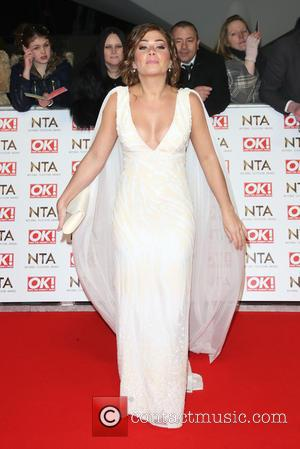 Nikki Sanderson - The National Television Awards (NTA's) 2015 held at the O2 - Arrivals at The National Television Awards...