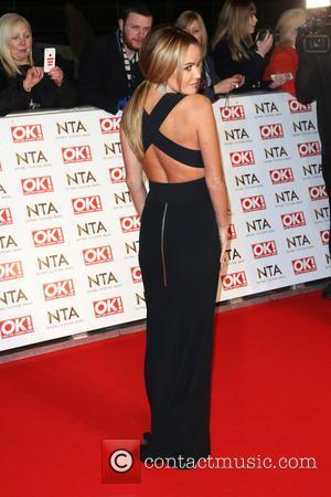 Amanda Holden - The National Television Awards (NTA's) 2015 held at the O2 - Arrivals at The National Television Awards...