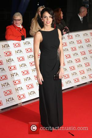 Christine Bleakley - The National Television Awards (NTA's) 2015 held at the O2 - Arrivals at The National Television Awards...