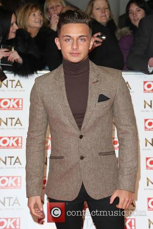Connor Hunter - The National Television Awards (NTA's) 2015 held at the O2 - Arrivals at The National Television Awards...