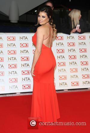 Jessica Wright - The National Television Awards (NTA's) 2015 held at the O2 - Arrivals at The National Television Awards...