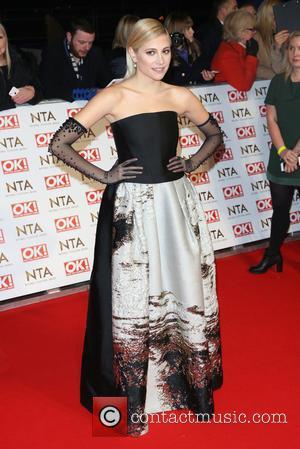 Pixie Lott - The National Television Awards (NTA's) 2015 held at the O2 - Arrivals at The National Television Awards...