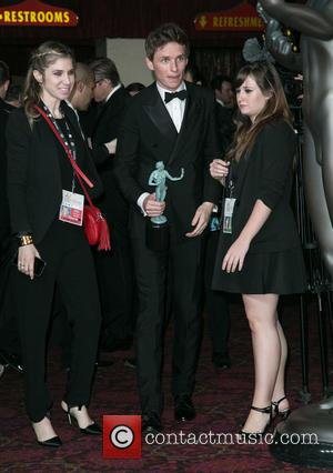 Guests and Eddie Redmayne