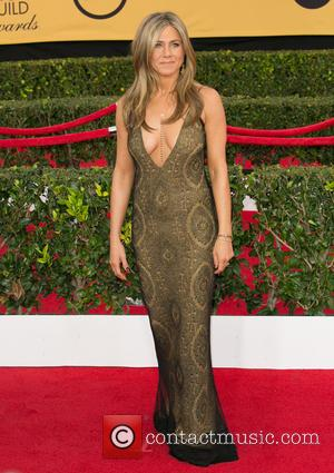 Jennifer Aniston - A host of stars were photographed on the red carpet as they arrived at the 21st Annual...