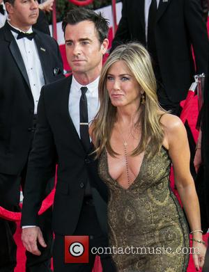 Justin Theroux and Jennifer Aniston - A host of stars were photographed on the red carpet as they arrived at...
