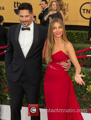 Joe Manganiello and Sofía Vergara