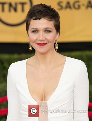 Maggie Gyllenhaal - A host of stars were photographed on the red carpet as they arrived at the 21st Annual...