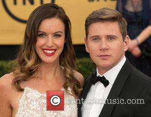 Charlie Webster and Allen Leech