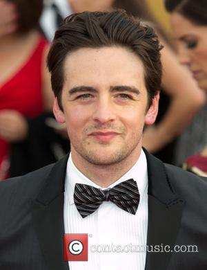 Vincent Piazza - 21st Annual Screen Actors Guild Awards - Arrivals at Los Angeles Shrine Exposition Center, Screen Actors Guild...