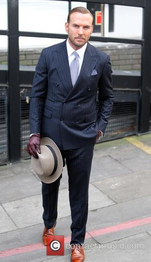 Matt Goss - Celebrities at the ITV studios - London, United Kingdom - Thursday 22nd January 2015