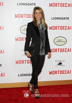 Lori Loughlin - A host of stars were photographed as they attended the UK premiere of 'Mortdecai' which stars American...
