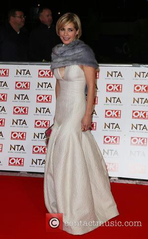 Darcey Bussell - A host of British television stars were photographed on the red carpet at The National Television Awards...