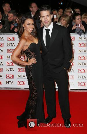 Michelle Heaton and Hugh Hanley - A host of British television stars were photographed on the red carpet at The...
