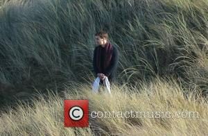 Theo James - Director Jim Sheridan films the movie adaptation of Sebastian Barry's 'The Secret Scripture' with actors Rooney Mara...